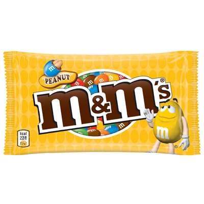 Диспенсер спортсмены M&M's Peanut Dispenser и конфеты 125 гр, фото 3