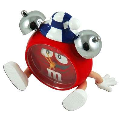 Детский будильник и конфеты M&M's Alarm Clock 90 гр, фото 2