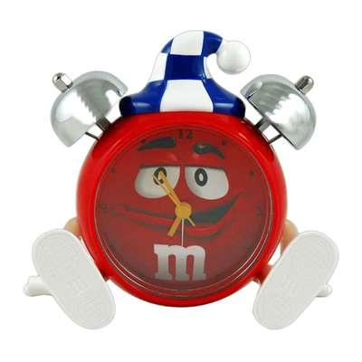 Детский будильник и конфеты M&M's Alarm Clock 90 гр, фото 1