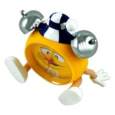 Детский будильник и конфеты M&M's Alarm Clock 90 гр, фото 6
