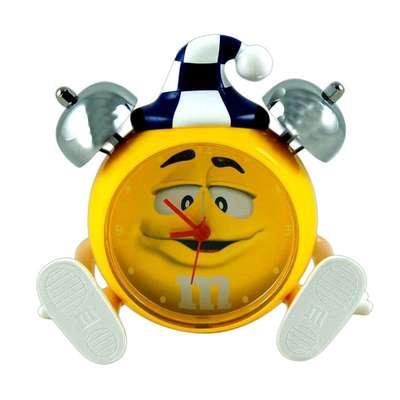Детский будильник и конфеты M&M's Alarm Clock 90 гр, фото 5