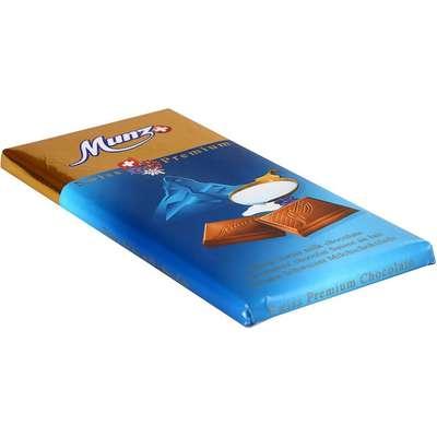 Молочный шоколад Munz 100 гр, фото 2