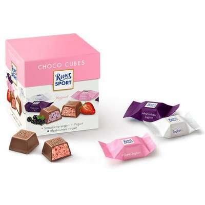 Набор конфет Ritter Sport Choco Cubes Yoghurt 176 гр, фото 2