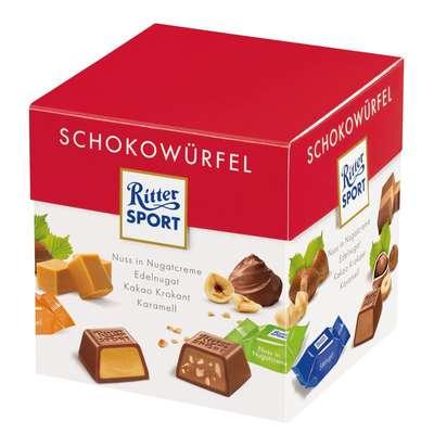 Ritter Sport Choco Cubes Vielfalt  176гр, фото 1
