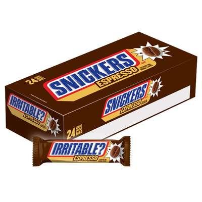 Snickers ESPRESSO 51,6g, фото 2