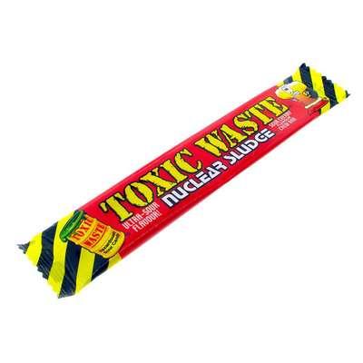 Nuclear Sludge Вишня Жевательная конфета Toxic Waste 20 гр, фото 1