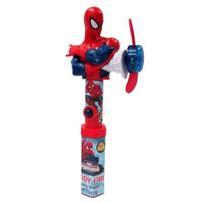 Герой Мстители с вентилятором и конфетами Candy Fan 15 гр, фото 7