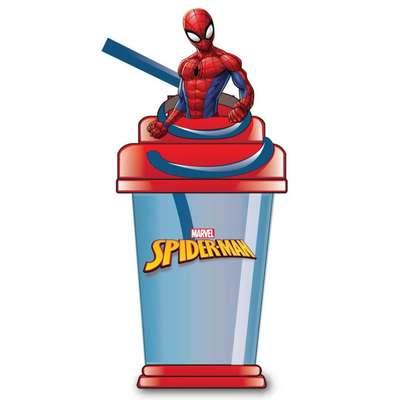 Стакан с фигуркой Мстителей и конфеты Sipper Cup Candy Fan 25 гр, фото 1
