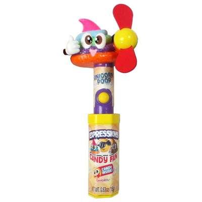Эмоджи вентилятор и конфеты Expressions Everyday Candy Fan 15 гр, фото 2