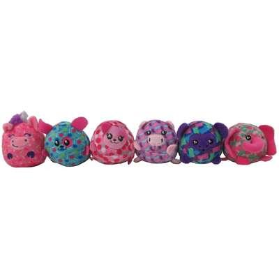 Шар с мягкой игрушкой и конфетами Surprise Candy Pals Candy Fan 10 гр, фото 2