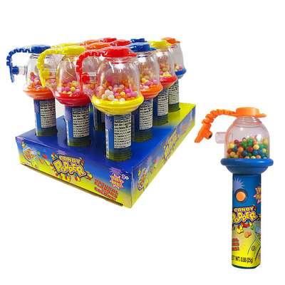 Диспенсер Стрелок с конфетами Candy Popper Candy Fan 25 гр, фото 2