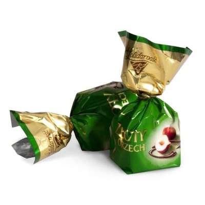 Шоколадные конфеты Ласковый орех Solidarnosc 1 кг, фото 3