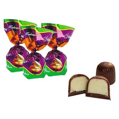 Шоколадные конфеты Фисташки Solidarnosc 1 кг, фото 4