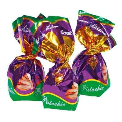 Шоколадные конфеты Фисташки Solidarnosc 100 гр, фото 4