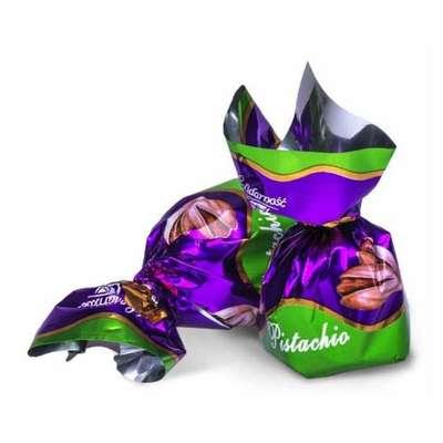 Шоколадные конфеты Фисташки Solidarnosc 1 кг, фото 3