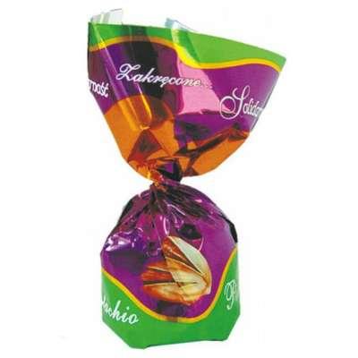 Шоколадные конфеты Фисташки Solidarnosc 1 кг, фото 2