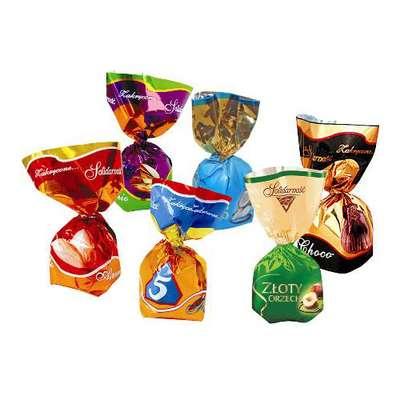 Шоколадные конфеты ассорти Мешанка Микс Solidarnosc 100 гр, фото 3