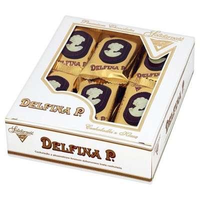 Коробка шоколадных конфет Дельфина П Solidarnosc 480 гр, фото 2