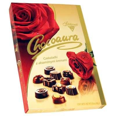 Коробка шоколадных конфет с начинкой Шокоаура Solidarnosc 165 гр, фото 2