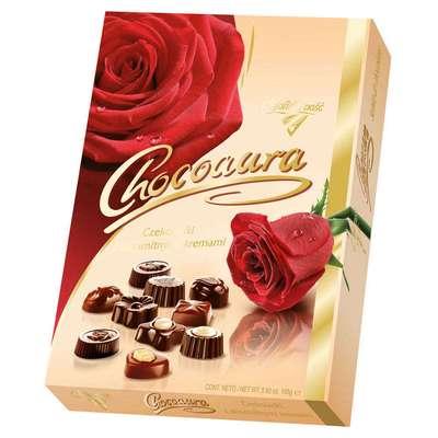 Коробка шоколадных конфет с начинкой Шокоаура Solidarnosc 165 гр, фото 1