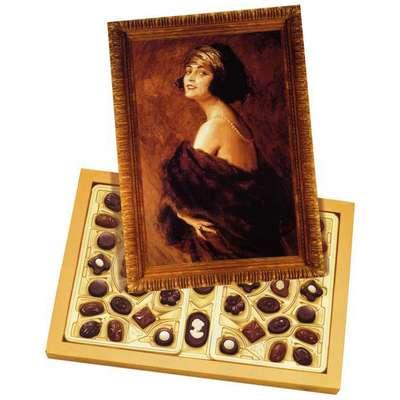Коробка ассорти шоколадных конфет Поля Негри Solidarnosc 388 гр, фото 3