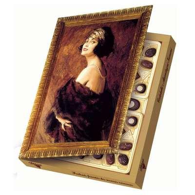 Коробка ассорти шоколадных конфет Поля Негри Solidarnosc 388 гр, фото 1
