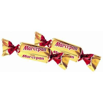 Конфеты Золотой Марципан Solidarnosc 100 гр, фото 2