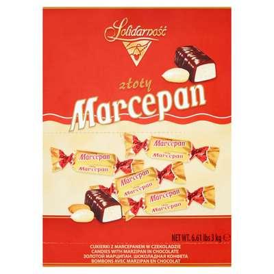 Конфеты Золотой Марципан Solidarnosc 3 кг, фото 2