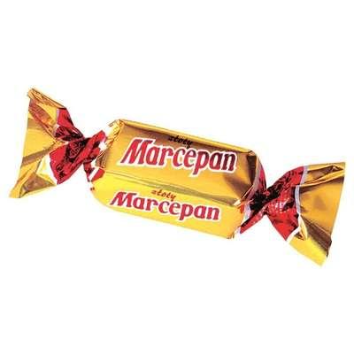 Конфеты Золотой Марципан Solidarnosc 1 кг, фото 2