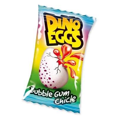Жевательная резинка Яйцо Динозавра Fini 1 кг, фото 3