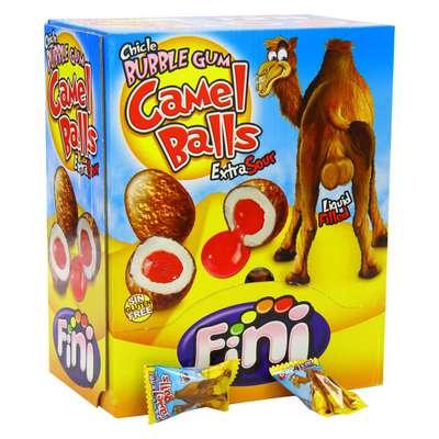 Жевательная резинка Camel balls Fini 5 гр x 200 шт, фото 3