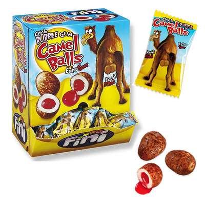 Жевательная резинка Camel balls Fini 5 гр x 200 шт, фото 1