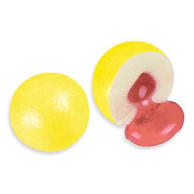 Жевательная резинка с клубничным наполнителем Банан Fini 5 гр x 200 шт, фото 4