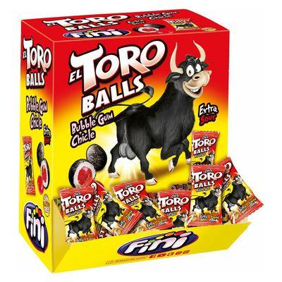 Жевательная резинка El Toro Fini 5 гр x 200 шт, фото 4