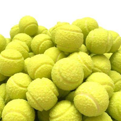 Жевательная резинка с начиной лимон-лайм Теннисные мячики Гигант Fini 20 гр x 75 шт, фото 4