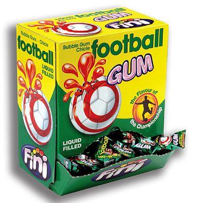 Жевательная резинка Футбол Fini 5 гр x 200 шт, фото 4