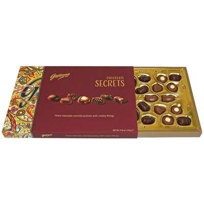 Коробка конфет Шоколадные Секреты Goplana 238 гр, фото 2