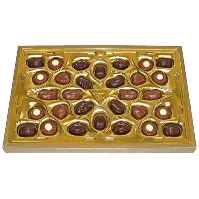 Коробка конфет Шоколадные Секреты Goplana 238 гр, фото 3