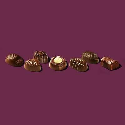 Коробка конфет Шоколадные Секреты Goplana 238 гр, фото 4