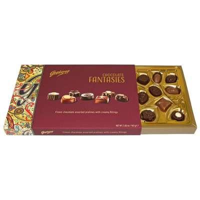 Коробка шоколадных конфет Шоколадные фантазии Goplana 165 гр, фото 2