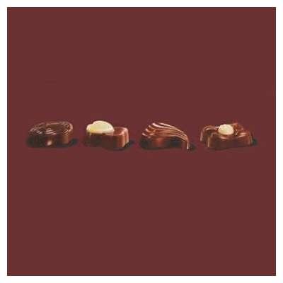 Коробка шоколадных конфет ассорти Шоколадное Очарование Chocolate Creations Goplana 228 гр, фото 2