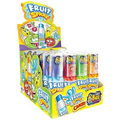 Жидкая конфета Fruit Spray Johny Bee 11 гр, фото 3