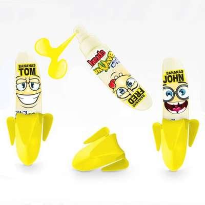 Банан жидкая конфета Banana Spray Johny Bee 25 мл, фото 1
