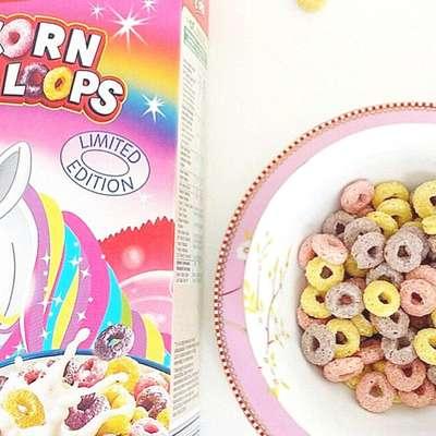 Сухой завтрак колечки Unicorn Froot Loops Kelloggs 375 гр, фото 2