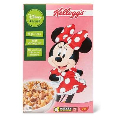 Сухие завтраки в ассортименте Variety Disney Mix Kelloggs 350 гр, фото 2