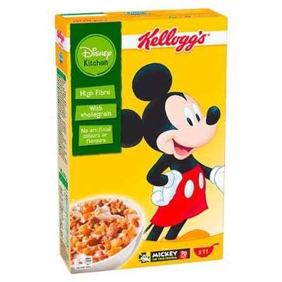 Сухие завтраки в ассортименте Variety Disney Mix Kelloggs 350 гр, фото 3