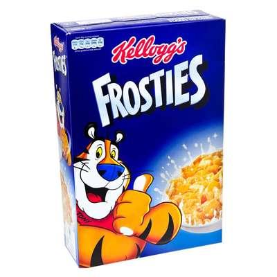 Сухой завтрак Variety Disney Frosties Kelloggs 330 гр, фото 1
