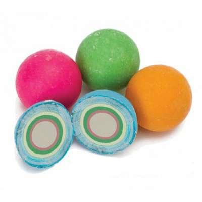 Жевательные конфеты с кислым порошком Cyclops Monster Kidsmania 95 гр, фото 2