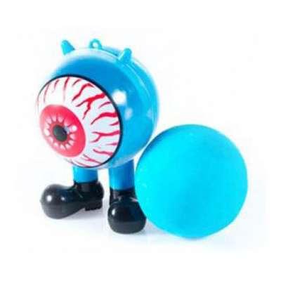 Жевательные конфеты с кислым порошком Cyclops Monster Kidsmania 95 гр, фото 5