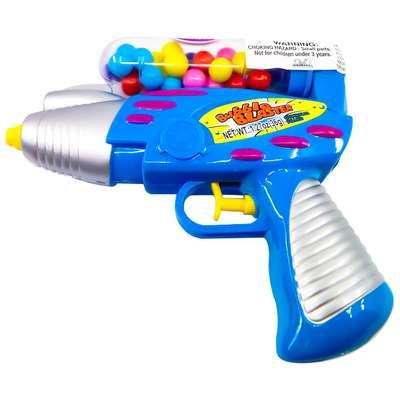 Бластер и жевательная резинка Bubble Blaster Kidsmania 36 гр, фото 2